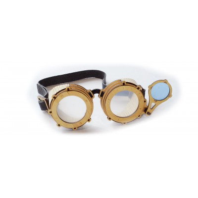Crystal Steam Goggles